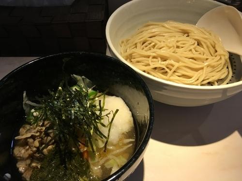 「8月限定 季節のタンメン 850円 中盛り」@湯麺 大八の写真