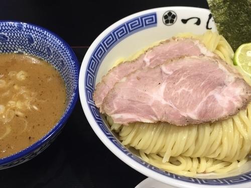 「濃厚特製つけ麺(大)」@つじ田 ららぽーとEXPOCITY店の写真