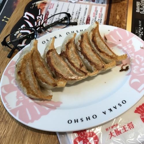 「元祖餃子」@大阪王将 新宿東宝ビル店の写真