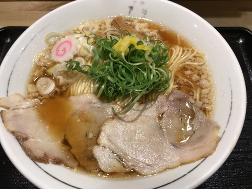 「ラーメン(大)」@麺屋 たけ井 阪急梅田店の写真