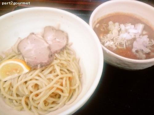 「並商つけ麺 (850円)」@並木商事GRANDEの写真