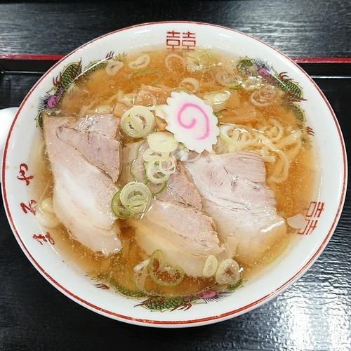 「喜多方ラーメン  @751円」@老麺 まるやの写真