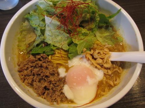 「カリー麺(1辛)「880円」」@tokyo hoajao style IKEDAの写真