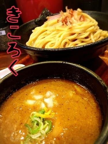 「つけ麺¥800」@麺屋きころく 成増店の写真