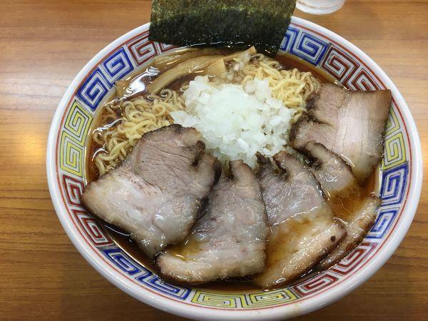 「竹岡式」@千葉拉麺倶楽部 拉通(ra2)の写真