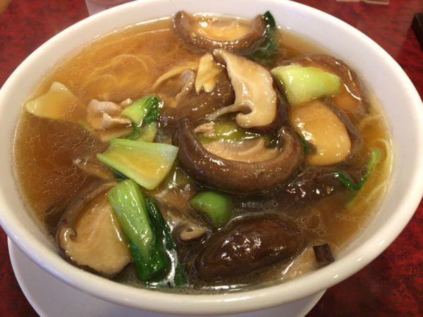 「冬菇麺」@華吉の写真