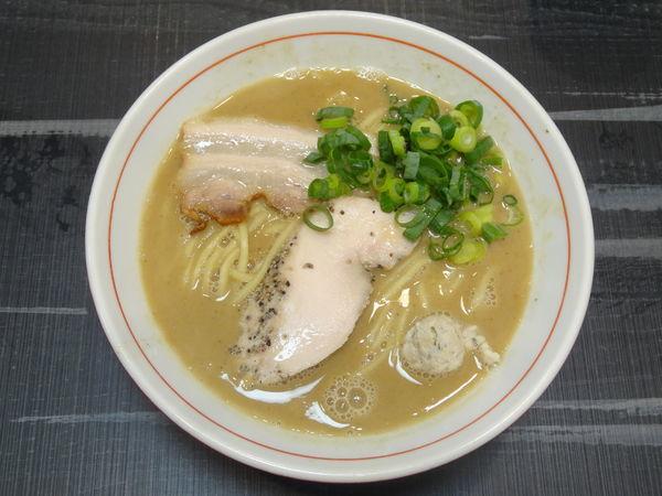 「鶏白湯」@ラーメン あおやまの写真