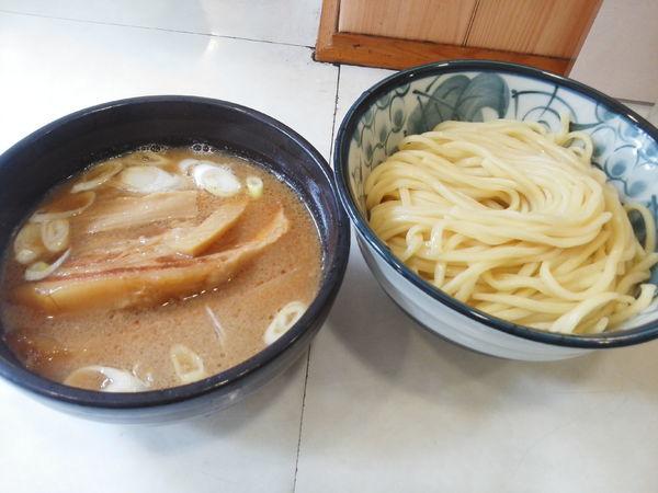 「トロ肉もりそば750円太麺」@浦和大勝軒の写真