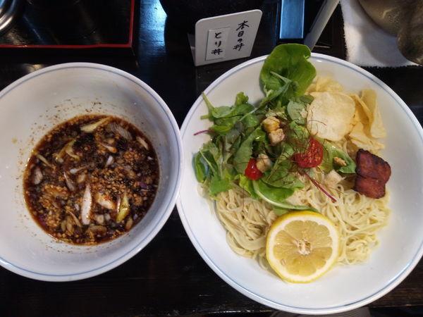 「【限定】コーラのつけ麺」@らぁめん矢 ロックンビリースーパーワンの写真