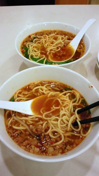 「台湾ラーメン」@中国台湾料理 味仙 今池本店の写真