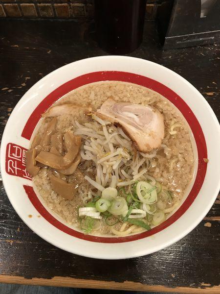 「らーめん 680円」@千石自慢ラーメン 西巣鴨店の写真