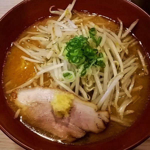 「焼き味噌 780円」@拉麺 大公の写真