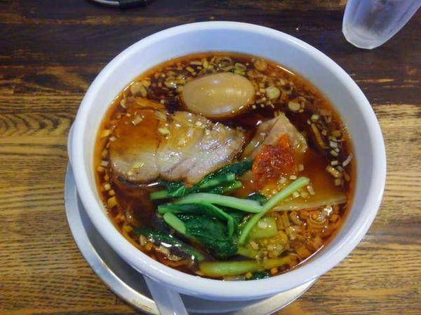 「たんや特製らーめん・あっさり味¥700」@麺・飯場 たんやの写真