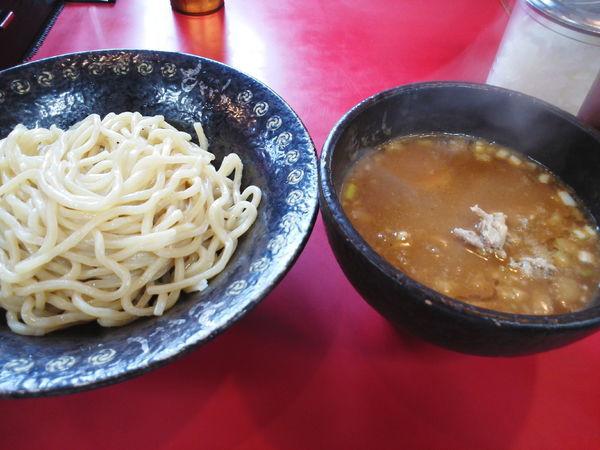 「つけ麺 並800円」@つけ麺 もといし 東岩槻店の写真