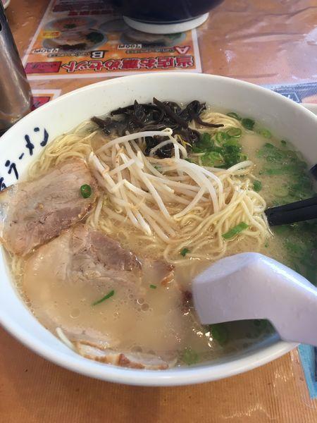 「味噌ラーメン」@元祖札幌ラーメン もぐらの写真