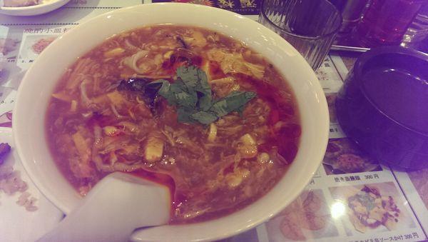 「マーラ刀削麺」@魯香酒樓の写真