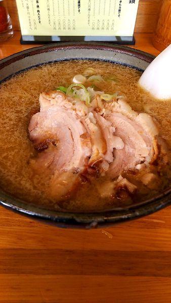 「味噌チャーシュー麺(大盛り)」@らーめん 大雅の写真