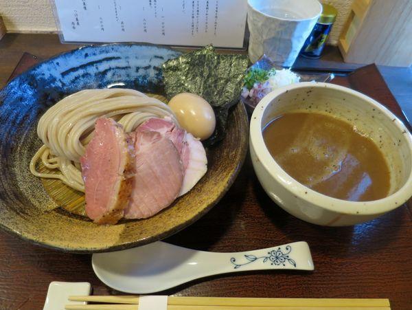 「つけ蕎麦 松 1,000円」@つけ蕎麦 尚念の写真
