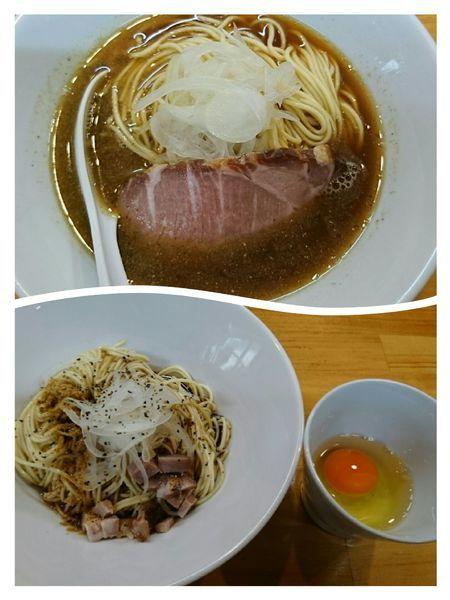 「煮干ソバ(醤油) ほか」@煮干中華ソバ イチカワの写真
