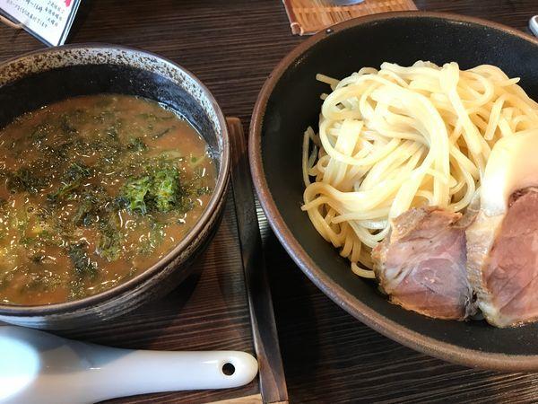 「つけ麺(大)300g」@麺処 ばっはの写真