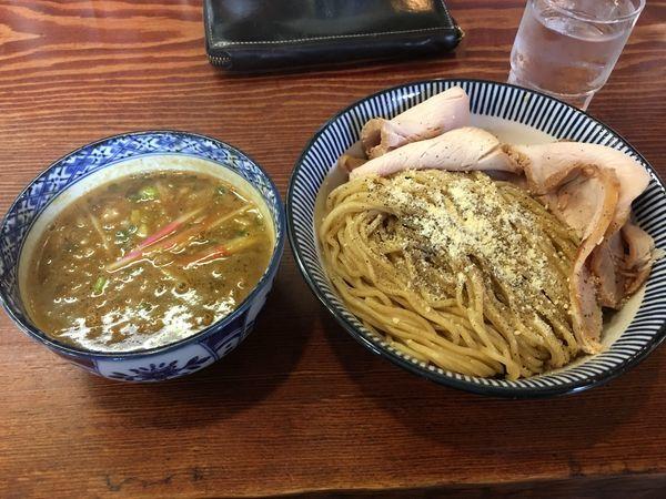 「【限定】  Curryつけ麺」@良温(Ra-on)の写真