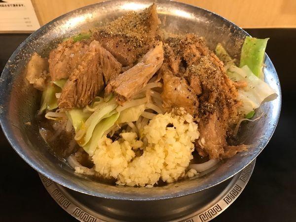 「ラーメン 740円」@自家製麺 キリンジの写真
