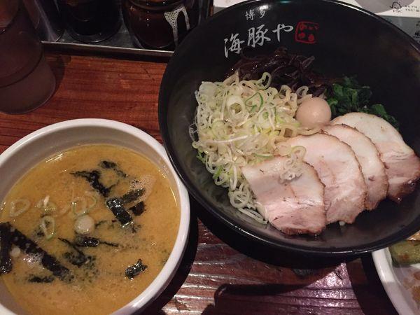 「つけ麺」@西新 海豚やの写真