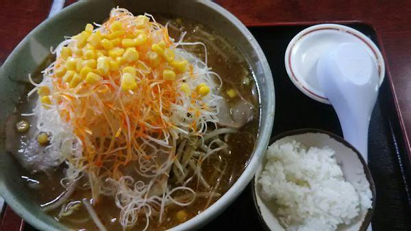 「ネギ味噌チャーシュー麺」@らーめん江南の写真