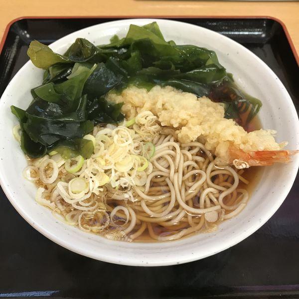 「海老天(¥380)」@梅もと 多摩川店の写真