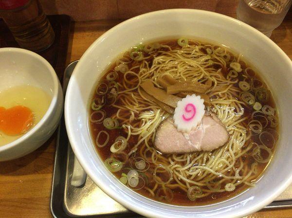 「中華麺」@飛田給 大勝軒の写真