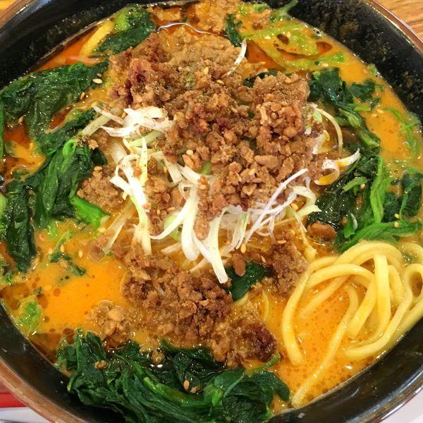「担々麺」@あにき家の写真