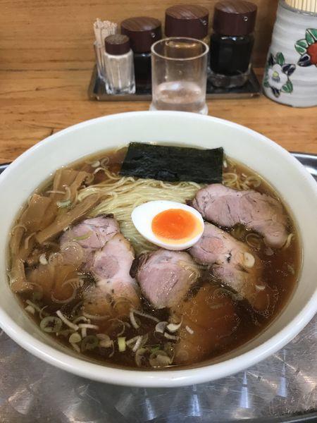 「チャーシュー麺」@東池袋大勝軒 昭島店の写真