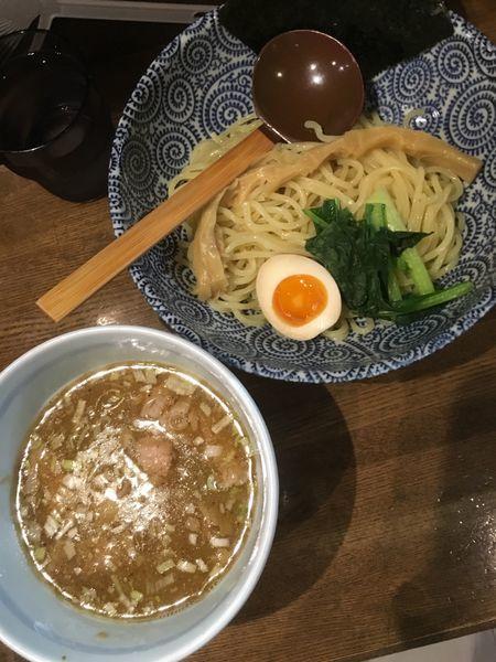 「塩つけ麺」@麺屋 なごみの写真