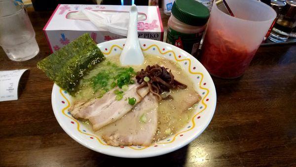 「ハマブタ麺」@横濱ハイハイ樓 新横浜店の写真