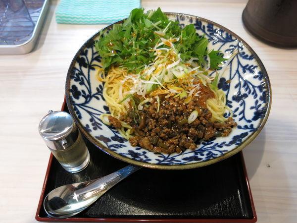 「汁なし担々麺(おや・麺大盛り):850円」@麺屋 大申 神保町店の写真