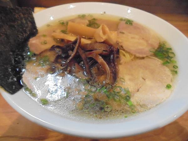 「柔らか煮豚麺(チャーシュー麺) 950円」@MEN-YA DAISUKEの写真