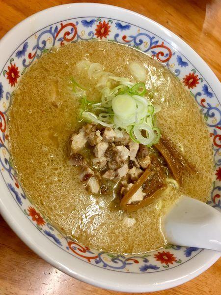 「味噌らーめん ¥864」@らーめん 大雅の写真
