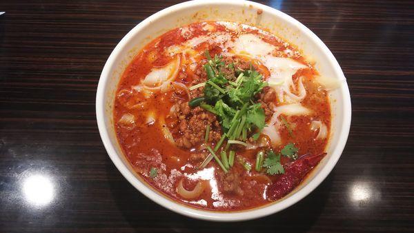 「マーラー麺」@XI'AN刀削麺 大宮店の写真