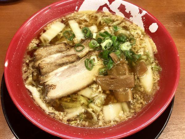 「鶏醤ラーメン」@まこと屋 武庫川店の写真