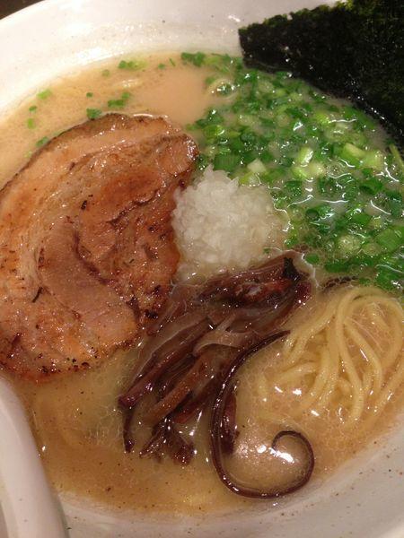 「豚ソバ醤油」@札幌 Fuji屋の写真