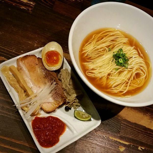「【限定】秋色 850円」@麺や 蒼 AOIの写真