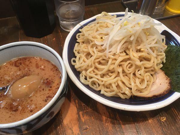 「特製つけ麺(大盛)」@つけめん らーめん 荒海の写真