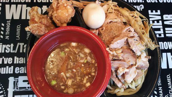 「手打ちつけめん」@大つけ麺博 大感謝祭の写真
