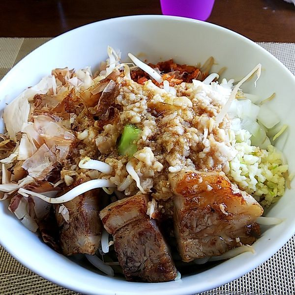 「三代目次郎ちゃん」@麺丼Dining 夢者の写真