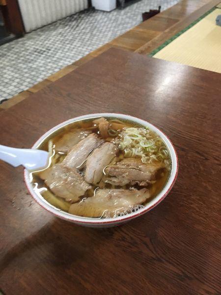 「チャーシューメン850円」@森田屋総本店の写真