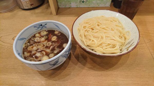 「江戸前つけ麺(中) 830円」@江戸前つけ麺 サスケの写真