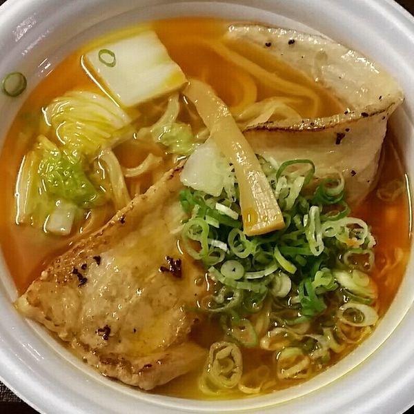 「神の炙り肉盛りコラボ味噌らぁ麺 by 札幌みそのマルキン他」@つくばラーメンフェスタ2017の写真