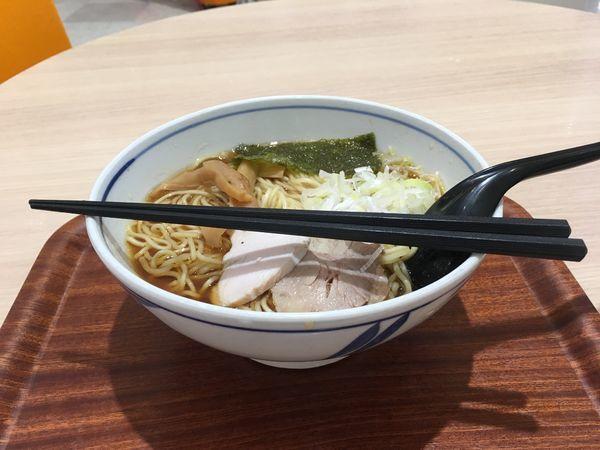 「純鶏らーめん」@麺処 直久 アリオ上尾店の写真