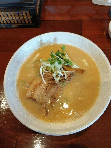 「鶏そば」@麺 匠仁坊の写真