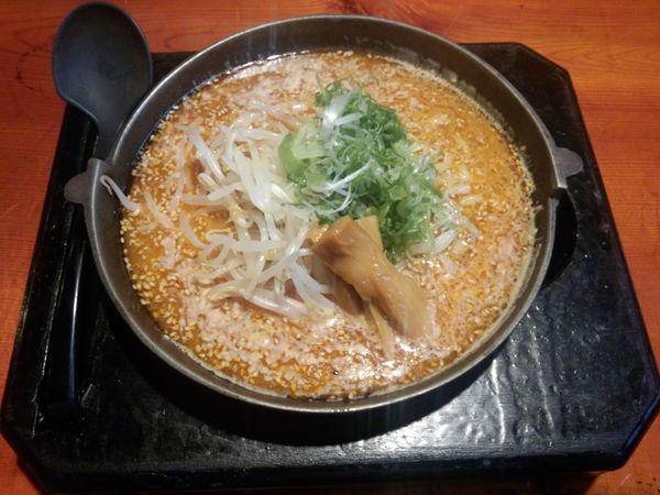 「焼き味噌ラーメン750円」@麺屋 蔵人 茅野本店の写真